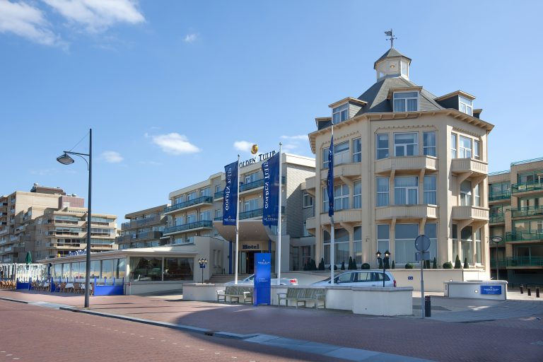 Hotel Noordwijk Golden Tulip Beach 1
